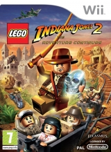 LEGO Indiana Jones 2: The Adventure Continues voor Nintendo Wii