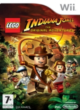 LEGO Indiana Jones: The Original Adventures voor Nintendo Wii