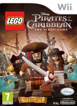 LEGO Pirates of the Caribbean The Video Game voor Nintendo Wii