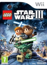 LEGO Star Wars III: The Clone Wars Losse Disc voor Nintendo Wii