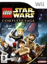 LEGO Star Wars: The Complete Saga voor Nintendo Wii