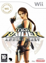Lara Croft Tomb Raider: Anniversary voor Nintendo Wii