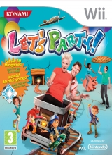 Lets Party voor Nintendo Wii