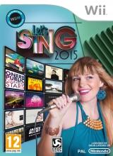 Lets Sing 2015 voor Nintendo Wii