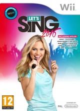 Lets Sing 2016 voor Nintendo Wii