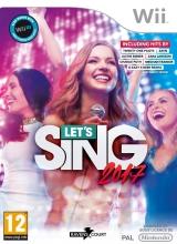 Lets Sing 2017 voor Nintendo Wii
