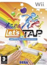Lets Tap voor Nintendo Wii