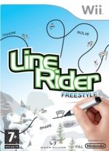 Line Rider Freestyle Zonder Handleiding voor Nintendo Wii