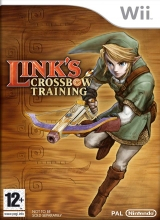 Link's Crossbow Training Losse Disc voor Nintendo Wii