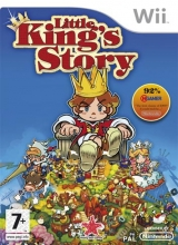 Boxshot Little King's Story