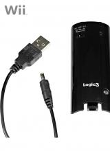 Logic3 Battery Pack voor Nintendo Wii
