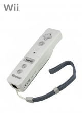Logic3 Remote Plus Wit voor Nintendo Wii