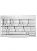 Logitech Cordless Keyboard for Wii voor Nintendo Wii
