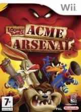 Looney Tunes Acme Arsenal voor Nintendo Wii
