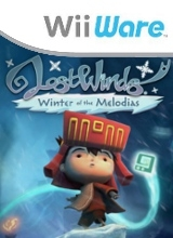 Boxshot LostWinds: Winter of the Melodias