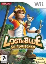 Lost in Blue Shipwrecked voor Nintendo Wii