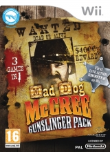 Mad Dog McCree Gunslinger Pack voor Nintendo Wii