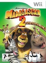 Madagascar 2 Escape to Africa voor Nintendo Wii