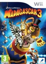 Madagascar 3 voor Nintendo Wii