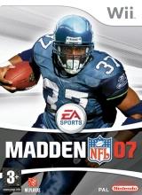 Madden NFL 07 voor Nintendo Wii