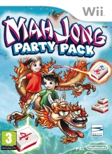 Mahjong Party Pack voor Nintendo Wii