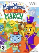 Major Minors Majestic March voor Nintendo Wii