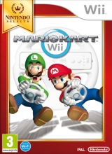 Mario Kart Wii Nintendo Selects Zonder Handleiding voor Nintendo Wii