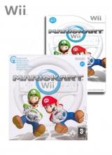 Mario Kart Wii in Karton voor Nintendo Wii