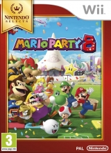 Mario Party 8 Nintendo Selects voor Nintendo Wii