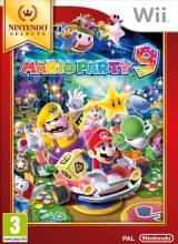 Mario Party 9 Nintendo Selects voor Nintendo Wii