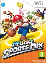 Mario Sports Mix voor Nintendo Wii