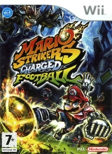 Mario Strikers Charged Football voor Nintendo Wii