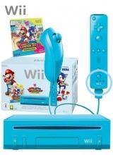 Mario & Sonic Pack Blauw in Doos voor Nintendo Wii