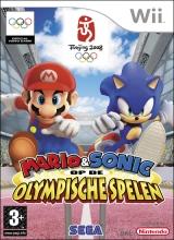 Mario & Sonic op de Olympische Spelen voor Nintendo Wii