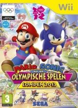 Mario & Sonic op de Olympische Spelen - Londen 2012 voor Nintendo Wii