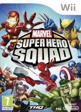 Marvel Super Hero Squad Losse Disc voor Nintendo Wii