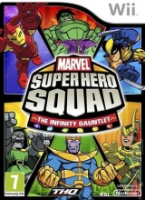 Marvel Super Hero Squad: The Infinity Gauntlet voor Nintendo Wii