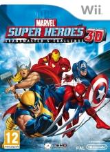 Marvel Superheroes 3D Grandmasters Challenge voor Nintendo Wii