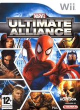 Marvel Ultimate Alliance voor Nintendo Wii