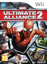 Marvel: Ultimate Alliance 2 voor Nintendo Wii