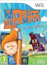 Boxshot Max & The Magic Marker: Run Jump Think Draw
