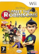 Meet the Robinsons voor Nintendo Wii