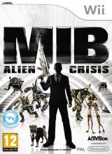 Men in Black: Alien Crisis voor Nintendo Wii