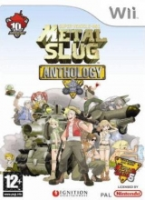 Metal Slug Anthology voor Nintendo Wii