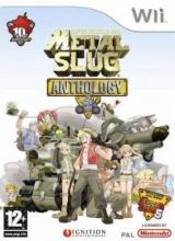 Metal Slug Anthology voor Nintendo Wii