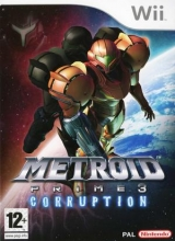 Boxshot Metroid Prime 3: Corruption
