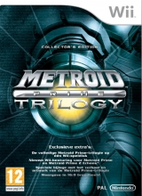 Metroid Prime: Trilogy & Art Book voor Nintendo Wii