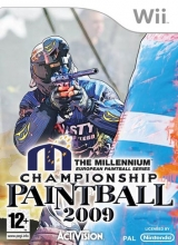 Millenium Series Championship Paintball 2009 voor Nintendo Wii
