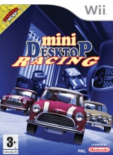 Mini Desktop Racing voor Nintendo Wii