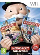 Monopoly Collection voor Nintendo Wii